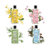 LOVE BEAUTY & PLANET Body Wash 400ml - Tea Tree Oil