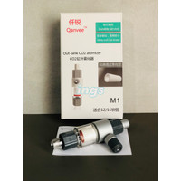 Qanvee Atomizer Co2 M1 12/16mm (Inline Diffuser)