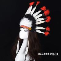 Topi Bulu apache indian