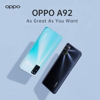 Oppo A92 8GB internal 128GB baru