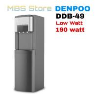 Dispenser DENPOO DDB 49 GALON BAWAH PIPA STAINLESS STEEL
