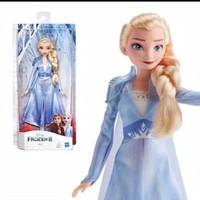 Boneka Barbie Frozen 2 elza disney princess