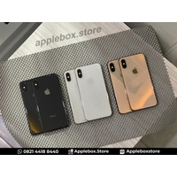 Iphone XS 64gb second jamin original mulus fullset normal