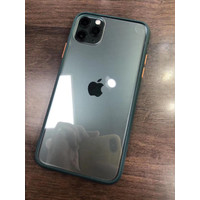 Case iphone iphone 11 pro Casing Cover Hard SoftClea Bening