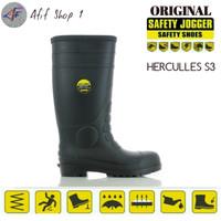 Sepatu Safety Jogger Hercules S5 SRA Original - Safety Boots Pria