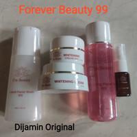Paket (WX1-01) Whitening Glow I'm Beauty - im beauty paket pemutih