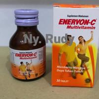 Vitamin C / enervon c / enervon c 30 / exp 2022 / original