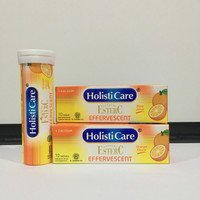 HolistiCare Ester C Effervescent 10 Tablet