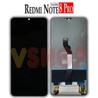 LCD TOUCHSCREEN XIAOMI REDMI NOTE 8 PRO - 6.53 INCH LCD TS FULLSET
