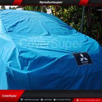 Cover Super Sarung Mobil Rush dan Terios - Biru Muda