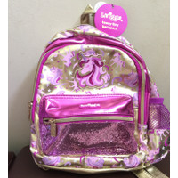 Smiggle Bag Backpack Tas Anak PG TK Unicorn Pink Gold Asli Original