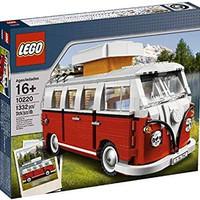 Lego 10220 - Volkswagen T1 Camper Van - Exclusive- VW Camper -Box Baru