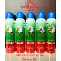 Eagle Eucalyptus Disinfectant Spray Cap lang