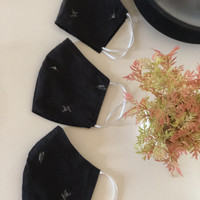 Masker Kain Katun Jepang Motif Premium