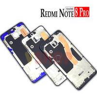 FRAME LCD - TULANG LCD - TATAKAN LCD XIAOMI REDMI NOTE 8 PRO