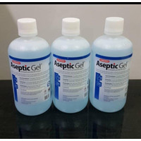 Aseptic gel onemed refill 500ml aseptic gel one med hand sanitizer