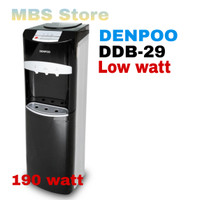 Dispenser Denpoo DDB-29 Standing Galon Bawah, Hot, Cold & Normal