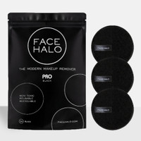 Face halo pro black makeup remover