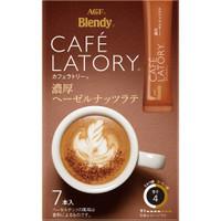 Ajinomoto AGF Blendy Cafe Latory Sticks Kopi Instan