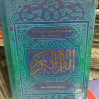 Al Quran Tajwid 12 Warna dan Terjemah