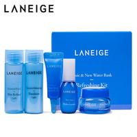 Laneige Water Bank Moisture Refreshing Skin Refiner Hydro Essence Kit