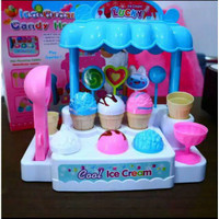 Mainan Ice Cream House Mainan Anak Candy House Ice Cream Shop For Kids