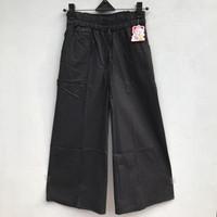 Celana Kulot Anak Perempuan Bahan Katun Strit 4 Warna 6-10 thn