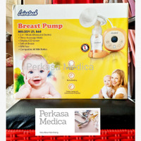 Pompa Asi 2in1 Bisa Manual & Electric Breast Pump Original Laicatech