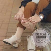 kaos kaki pria wanita muslimah wudhu musdalifah socks Umroh Haji kerja