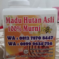 madu hutan asli indonesia