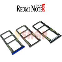 SIMTRAY - TEMPAT SIMCARD XIAOMI REDMI NOTE 8 SLOT SIMCARD