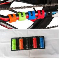 Pelindung Frame Sepeda - Chain Protecsion Sepeda