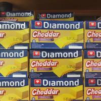 keju Diamond cheddar 180g