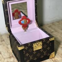 PANACHE Limited Edition Murakami Premium Jewelry Music Box Kotak Musik