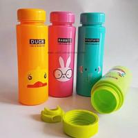 (Plus buble)Botol minum karakter/Botol infuser