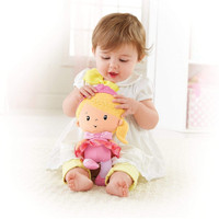 Fisher Price Princess Chime My First Doll Boneka Fisher Price