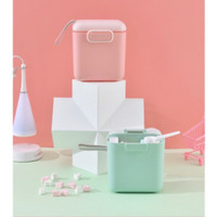 FS8829(Large) Kotak penyimpanan susu bubuk/Toples untuk susu bubuk dll