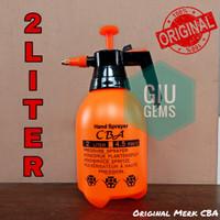 READY STOK CBA Hand Sprayer 2 L / Semprot Disinfektan / Semprot Burung