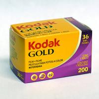 KODAK GOLD 200 FILM ROLL KODAK ISI 36