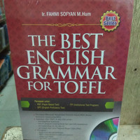 The Best English Grammar For TOEFL