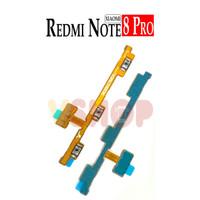 FLEXIBEL FLEXIBLE POWER ON OFF VOLUME XIAOMI REDMI NOTE 8 PRO
