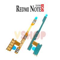 FLEXIBEL FLEXIBLE POWER ON OFF - VOLUME XIAOMI REDMI NOTE 8