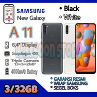 Samsung A11 3/32 GB Garansi Resmi SEIN Samsung Galaxy A11
