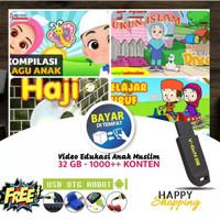 flashdisk edukasi anak muslim 32gb