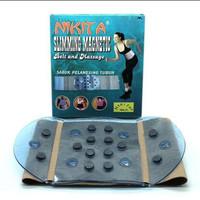 Slimming magnetic belt and massage nikita