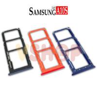 SIMTRAY - TEMPAT SIMCARD SAMSUNG A10S - A107 SLOT SIMCARD