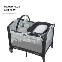Graco Pack n Play Playard Napper Changer Baby Box Kasur Bayi Box Bayi
