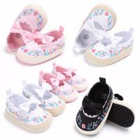 sepatu prewalker bayi anak perempuan bunga 3 pilihan