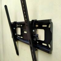 BRACKET LED TV 55 50 49 43 40 32 INCHI FLESIBEL IMPORT