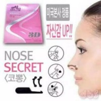 Nose Secret Korea - Nose Up 3D / pemancung hidung tanpa operasi